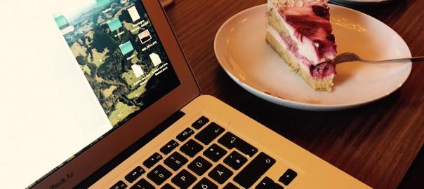 Kaffee, Kuchen, Kreativtankstellen